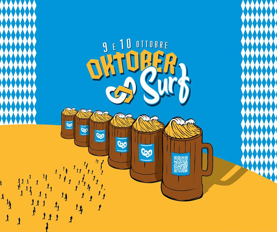 Evento Oktober Surf all' EurPark